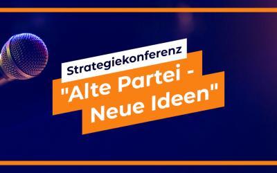 Strategiekonferenz 2020: Fit für die Zukunft